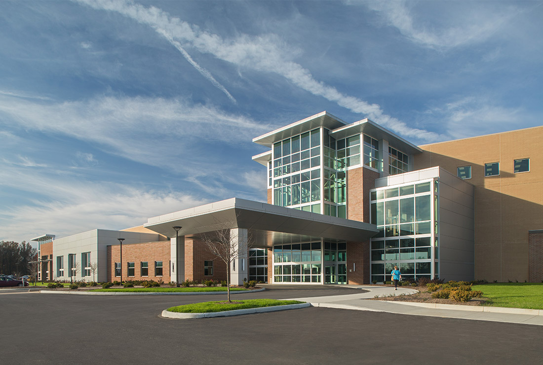 The Ruhlin Company - NEOMED Health, Wellness & Medical Education Center