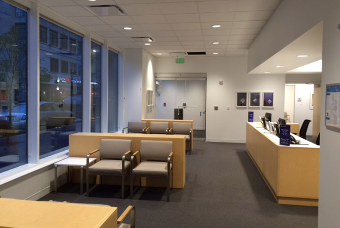 The Ruhlin Company - Cleveland Clinic Downtown Express Care