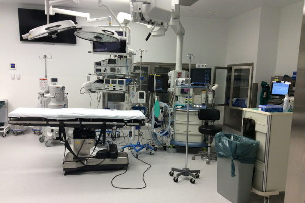 The Ruhlin Company - Cleveland Clinic Medina Hospital Surgery Suite Renovation