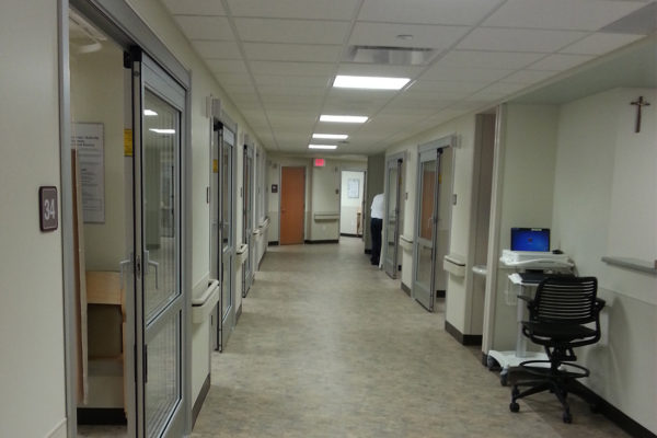 The Ruhlin Company - Mercy Medical Center Emergency Department Expansion