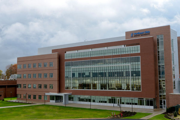 The Ruhlin Company - NEOMED Research And Graduate Education Building & Comparative Medicine Unit