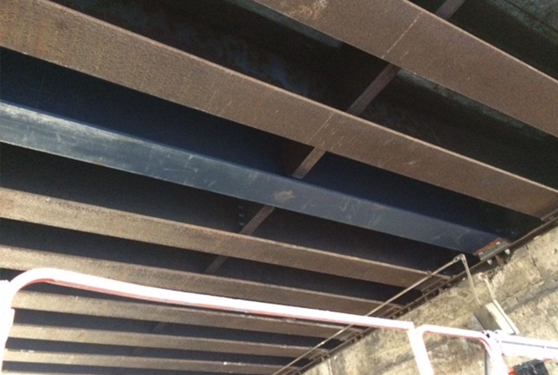 The Ruhlin Company - Memphis Road Emergency Bridge Repair