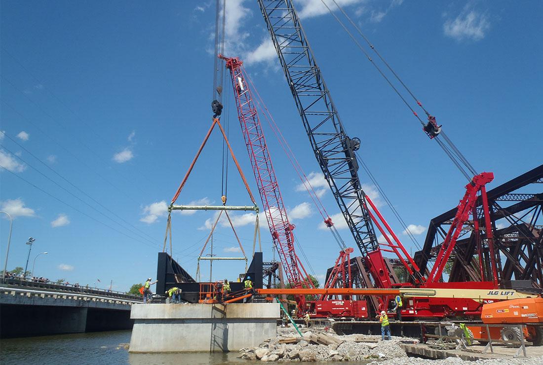 The Ruhlin Company - Monroe Bridge Replacement