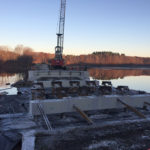 The Ruhlin Company - SR 14 Emergency Bridge Repair