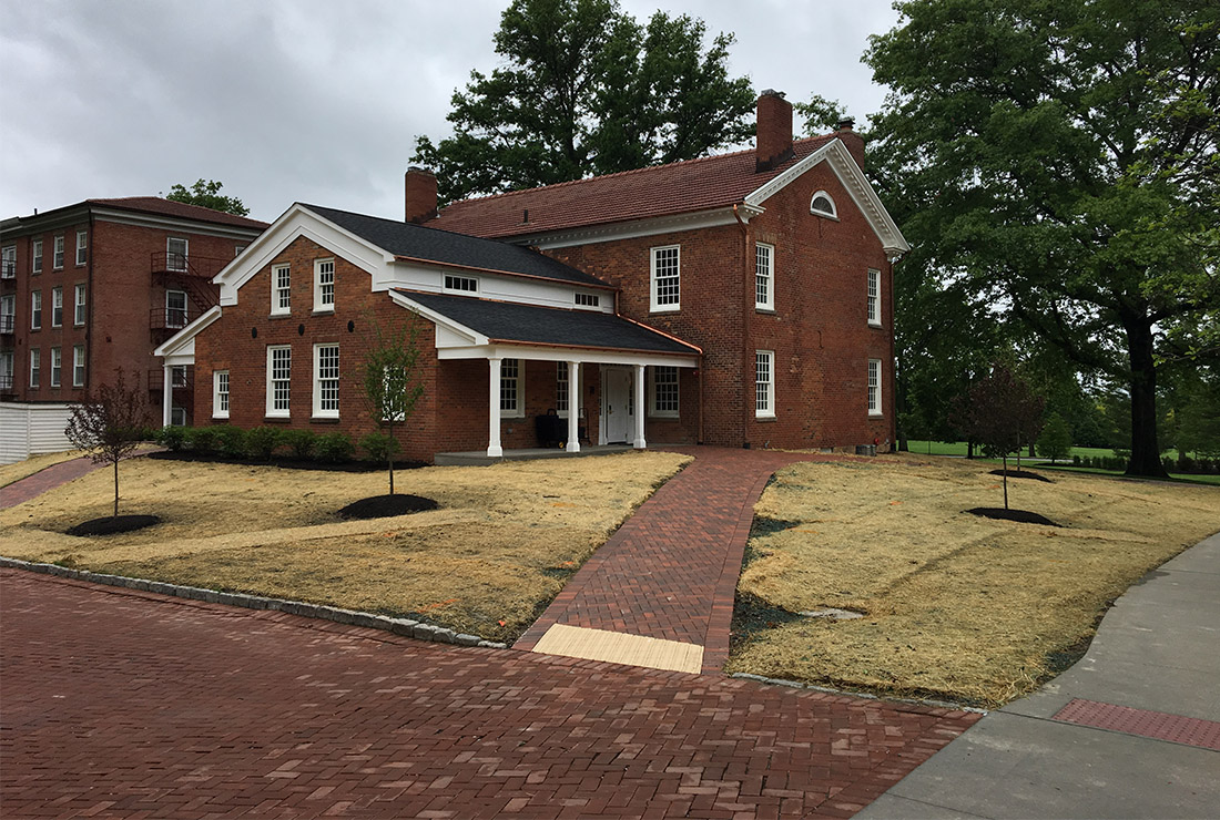 The Ruhlin Company - Western Reserve Academy President's House