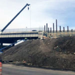Ruhlin Construction - Odot's I-77 Bridge Replacement Project Tackles Obstacles, Progresses