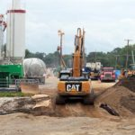 Ruhlin Construction - East Reservoir Dam Project Progressing Well
