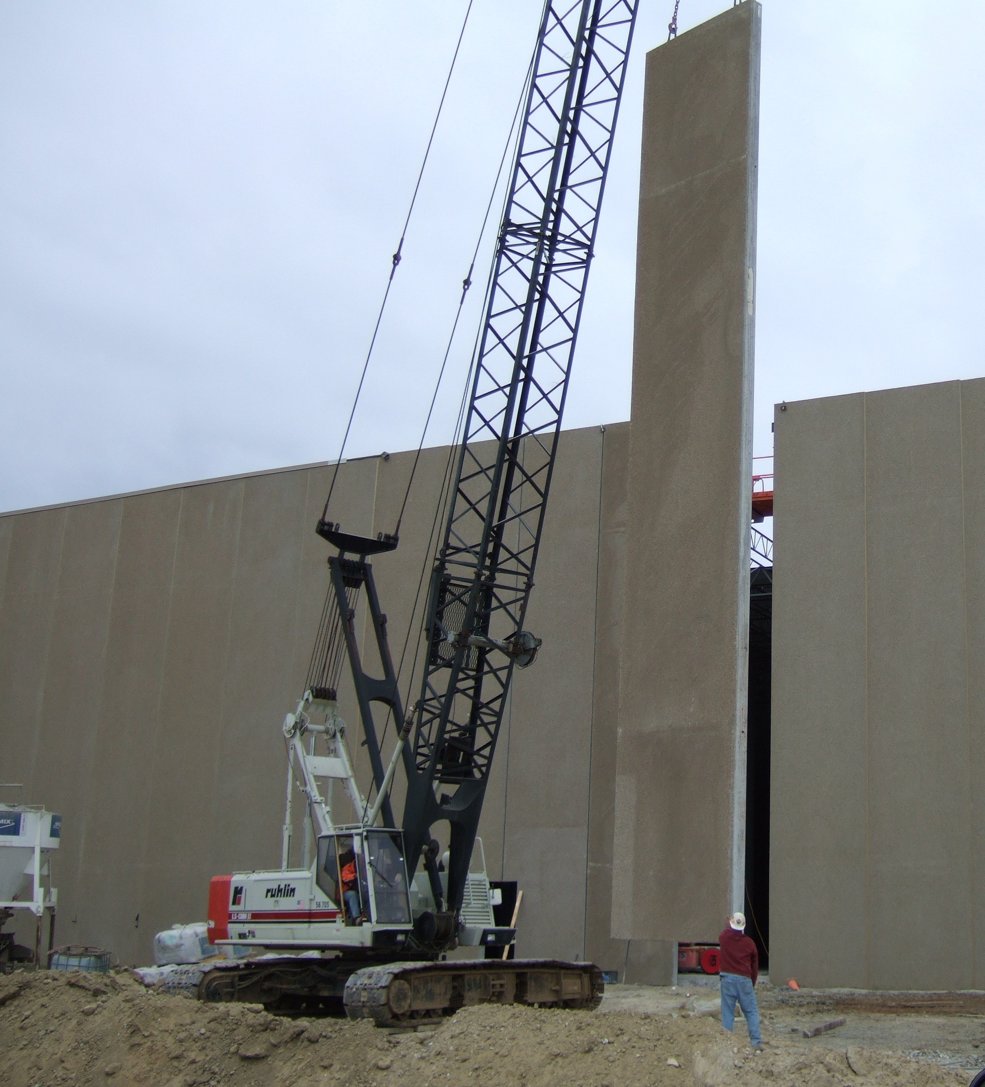Prefabrication at The Ruhlin Company