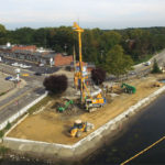 Ruhlin Construction - East Reservoir Dam Project